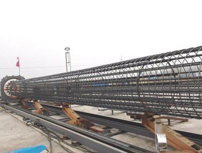 橋梁樁基檢測用聲測管